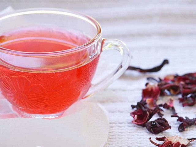 Hibiscus for High Blood Pressure