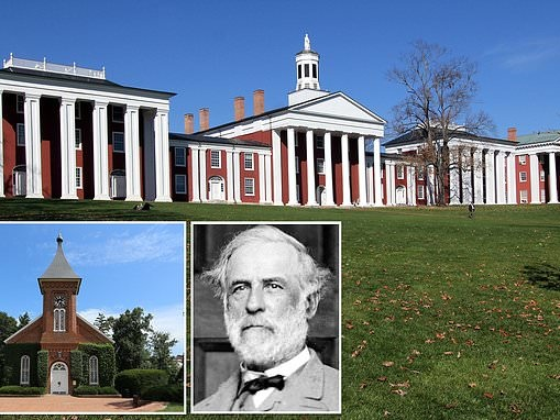 Washington and Lee University staff votes to remove Lee from its name