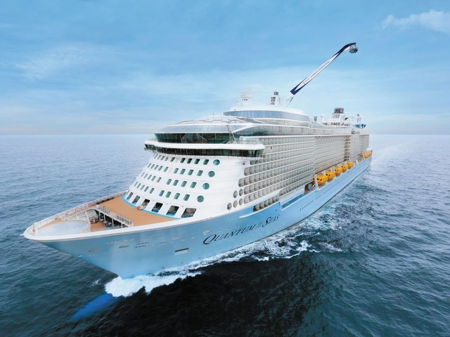 Royal Caribbean will continue offering cruises to nowhere from Singapore through June 2021