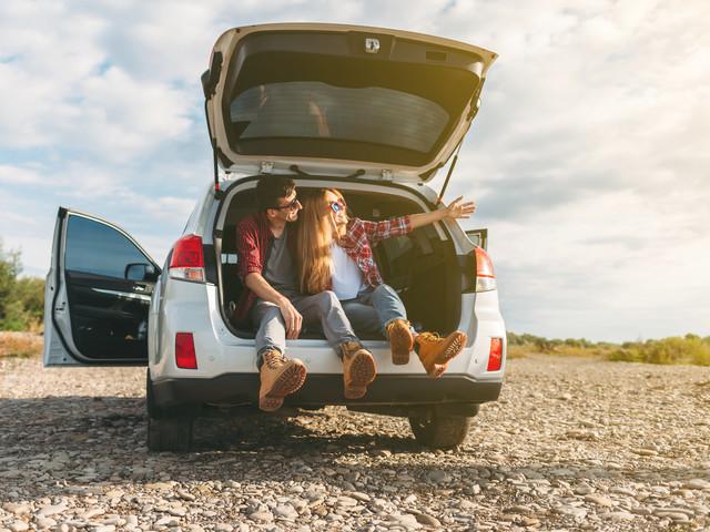 Millennials' first love is a road trip, survey finds