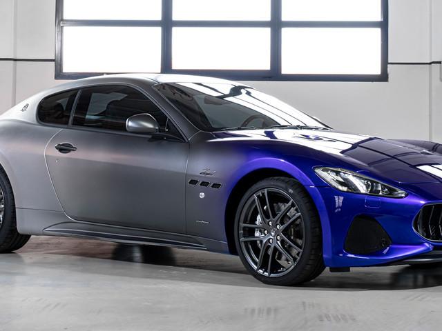 Maserati Creates One-Off GranTurismo Zeda To Mark End Of GranTurismo And GranCabrio Production