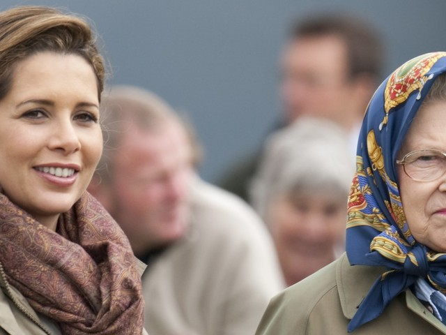 Princess Haya has hired Prince William and Harry's lawyer to fight her divorce from the Emir of Dubai, and she's an expert in royal separations
