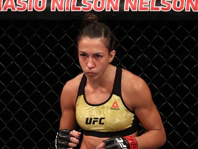 Ribas 'might copy' Amanda Nunes and take two UFC titles