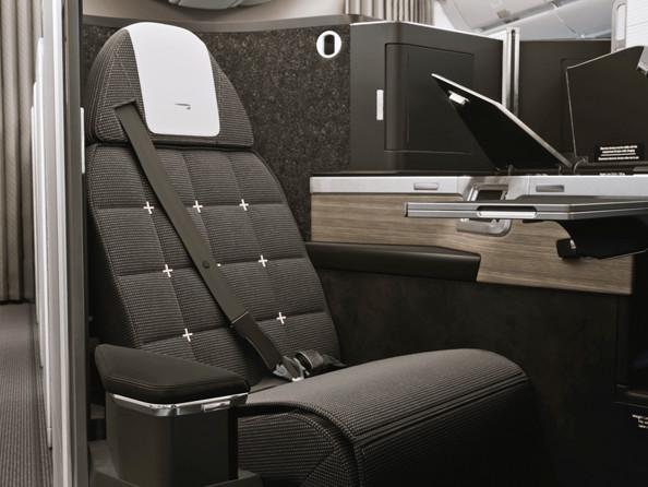 British Airways unveils new business class
