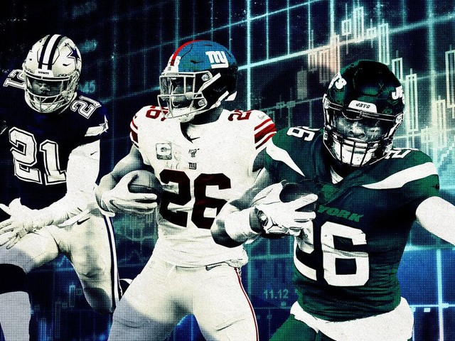 Should You Be Concerned About Your Superstar Running Back?