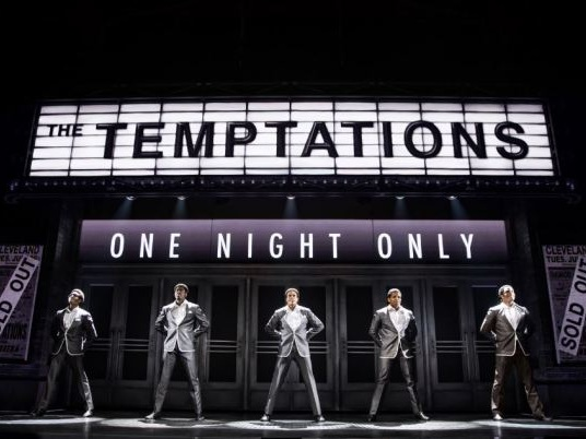 'Ain't Too Proud' Broadway Review: The Temptations, Saved By Song