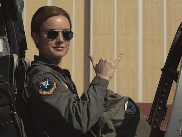 Did Captain Marvel take the women of The A.V. Club higher, further, and faster?