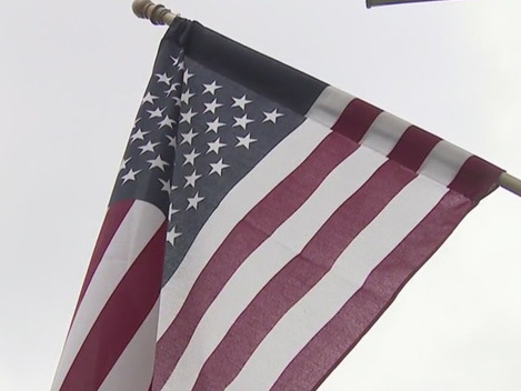 Several American Flags Stolen On Staten Island