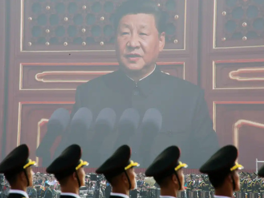 "Xi Jinping Calls Out US As ""Biggest Threat"" To China's Development & Security"