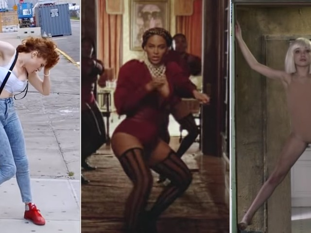 75 of the Decade's Most Mesmerizing Music Video Dances