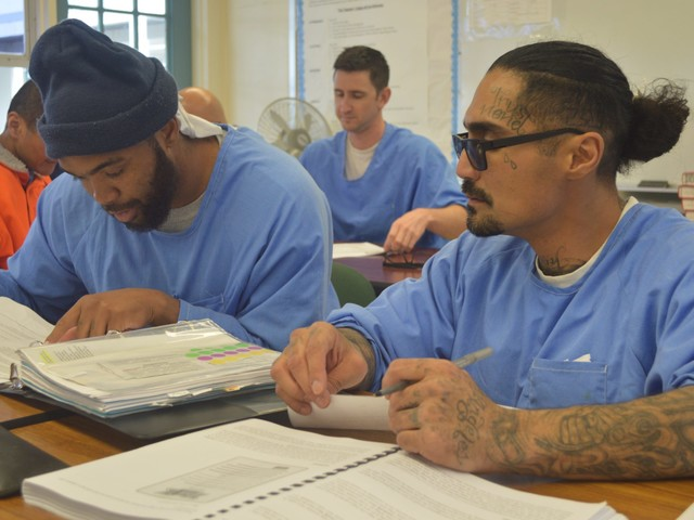 Propelling prisoners to bachelor's degrees in California