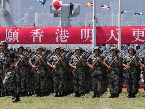 What Would Chinese Military Intervention In Hong Kong Look Like?
