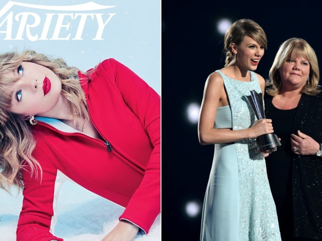 "Taylor Swift Discloses Her Mom's Brain Tumor Diagnosis: ""It's Just Been a Really Hard Time"""