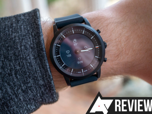 Fossil Hybrid HR review: This hybrid smartwatch is off to a rough start