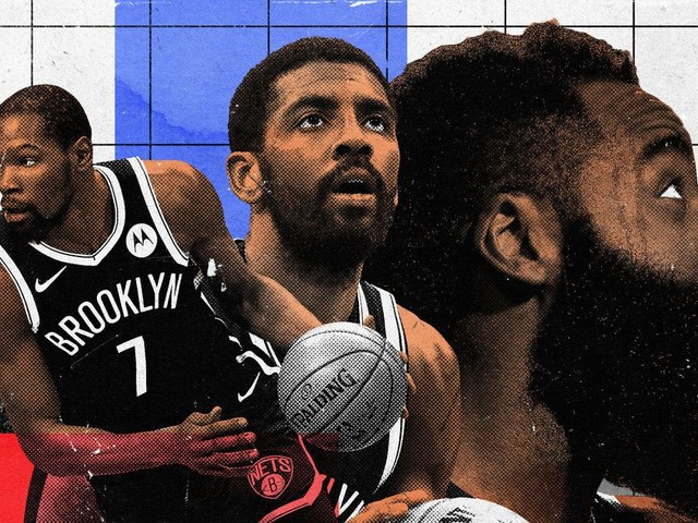 Brooklyn's New Big Three Could Be Unstoppable—If One of Them Is Willing to Sacrifice