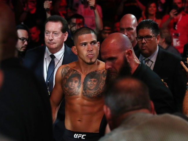 Anthony Pettis vs. Diego Ferreira lined up for January UFC event