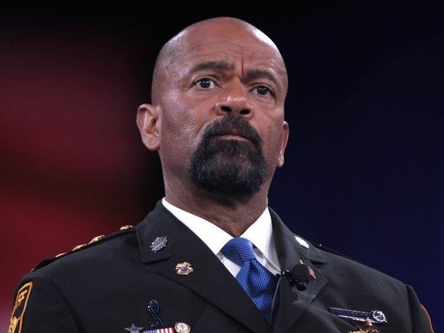 Sheriff David Clarke has reportedly withdrawn his acceptance of a Homeland Security job