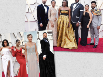 2019 OSCARS RED CARPET: Dramatic Shoulders, High Slits, Ballgown Realness - Celebs Showed Out For The Biggest Night In Awards Season