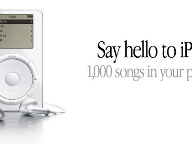 iPod Turns 18: Here's What People Thought in 2001