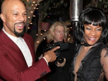 Common Opens Up About Girlfriend Tiffany Haddish For The First Time Since Becoming Officially Official - 'She's A Queen!'