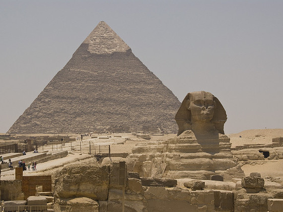 Lufthansa – $596: Chicago – Cairo, Egypt. Roundtrip, including all Taxes