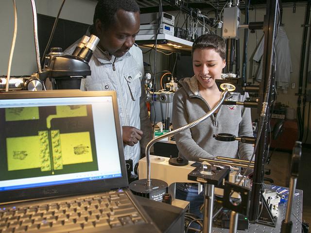 Texas State, UT-Austin land NSF grant for Center for Intelligent Materials Assembly