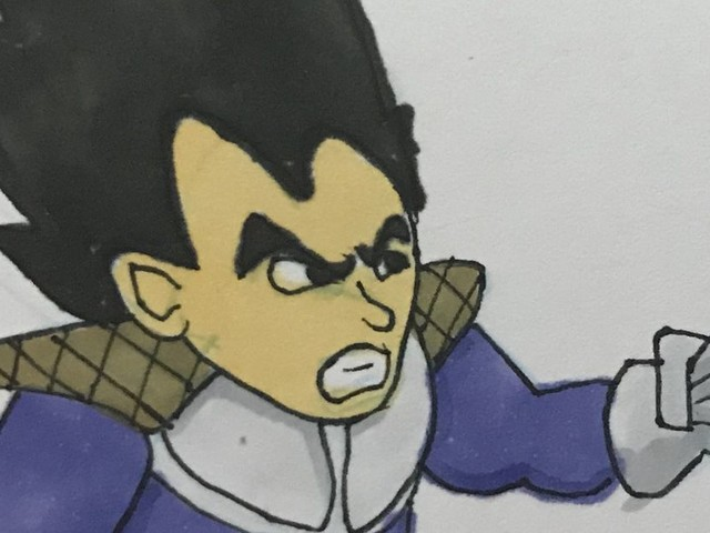 MMA SQUARED: Modaferri vs Barber's dad, Dragon Ball style
