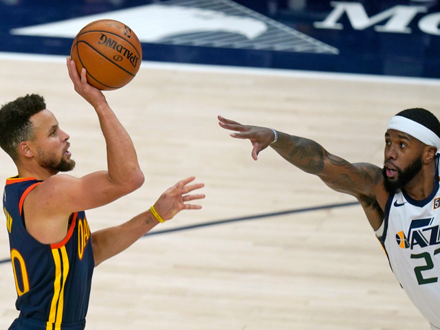 Warriors searching for an identity and other takeaways from loss to Jazz