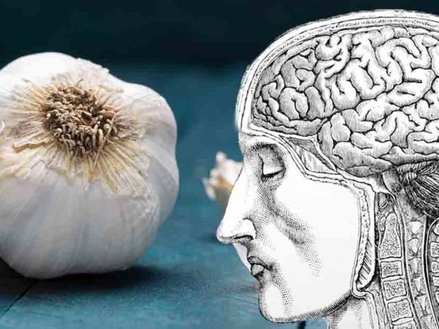 Eating Garlic Could Protect Brain Health