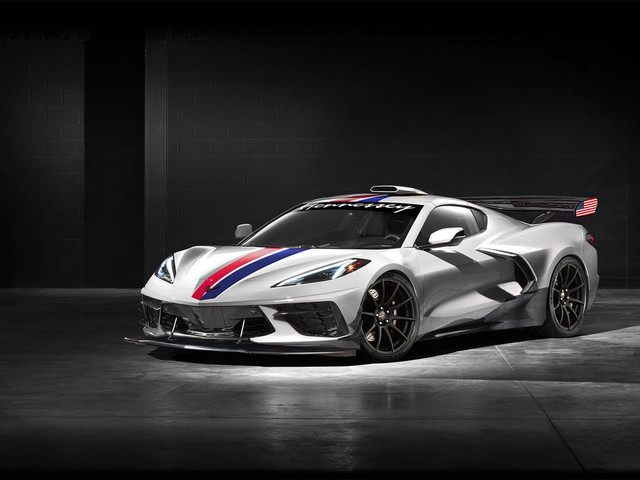 Hennessey will cram up to 1,200 horsepower into the C8 Corvette