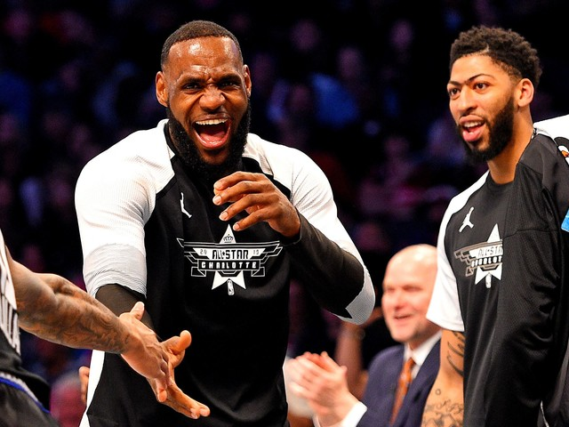Opinion: LeBron James must now face harsh reality with Lakers after All-Star Weekend