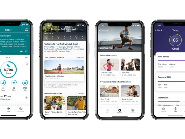 Fitbit Premium subscription promises more personal touch