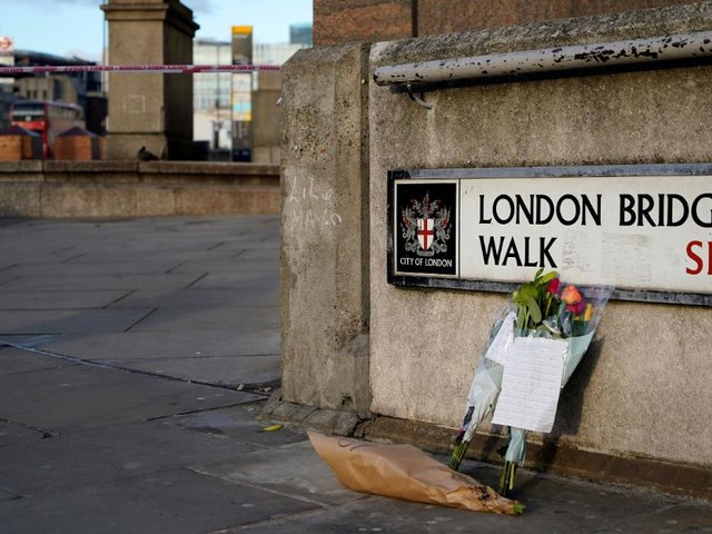 25-year-old graduate killed in the deadly London attack