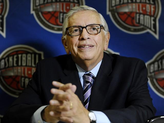 Former NBA commissioner David Stern remembered as visionary, humanitarian
