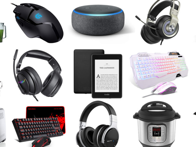 Instant Pots, Kindles, Logitech gaming accessories, Bosch coffee machines, and more on sale for Sept. 20 in the UK