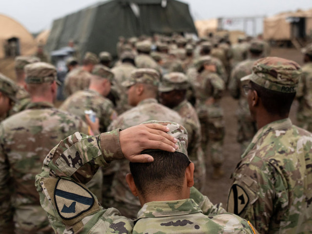 Pentagon takes action after two US soldiers detained, disarmed by Mexican soldiers in US territory
