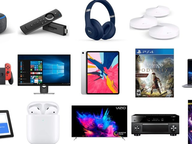 Echo Dot, iPad Pro, Avengers: Endgame, Nintendo Switch, and more deals for Aug. 17