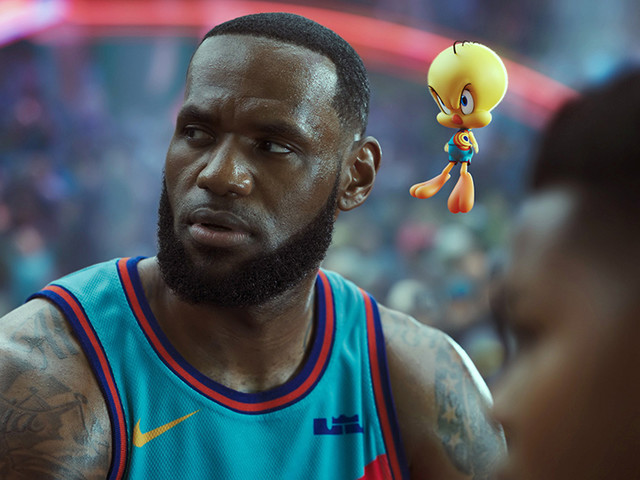 'Space Jam: A New Legacy' Set to Dunk on 'Black Widow' at Weekend Box Office