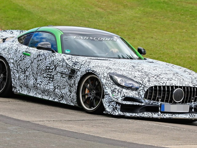 2020 Mercedes AMG GT R Black Series Wants To Become Porsche's Worst Nightmare