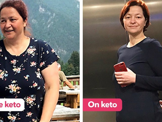 'I found a perfect diet I can live by for the rest of my life'