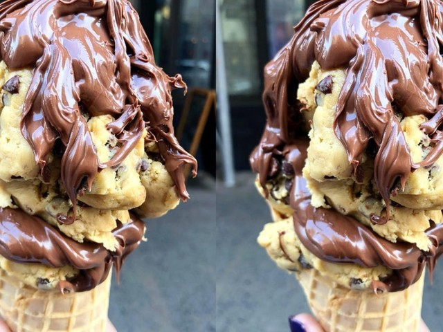 World's Best Cookie Dough's Nutella Chocolate Chip Flavor Is The Ultimate Indulgence