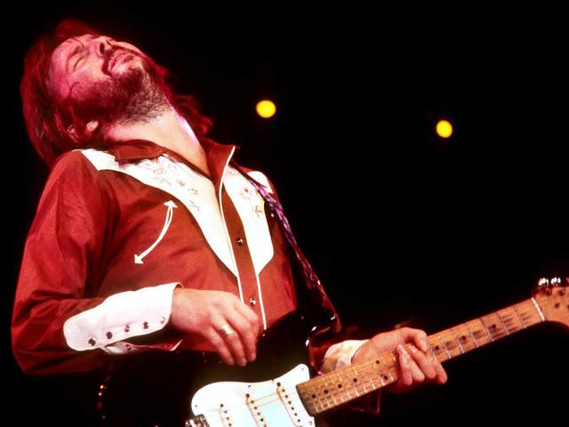 Lili Fini Zanuck's 'Eric Clapton: Life in 12 Bars' documents musician's darkest days