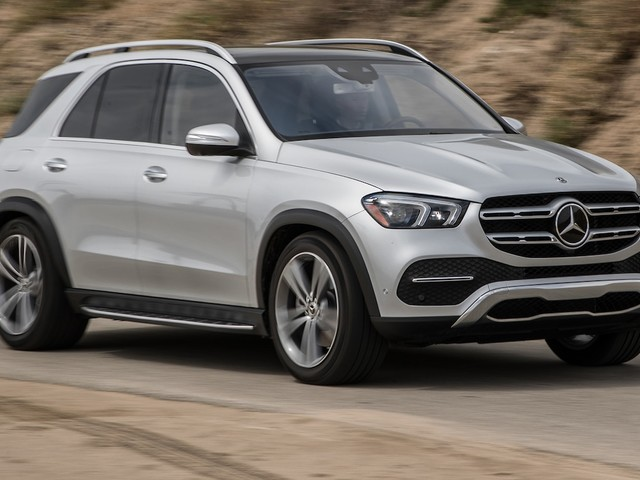 Tested: The 2020 Mercedes GLE 450 is Quick, Steady … and Almost $100,000