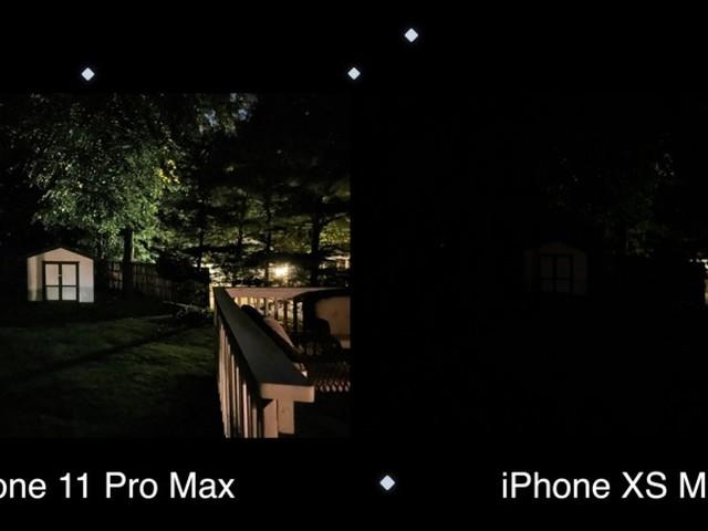 Camera Comparison: iPhone 11 Pro Max vs iPhone XS Max