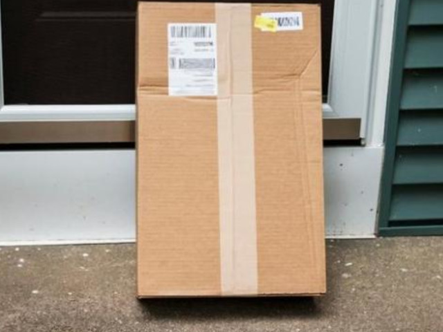What would you do if you found out your neighbor opened your holiday package and kept it?