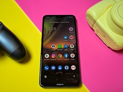 Video: Nokia 5.3 tested with GCAM, gaming, battery life, and more