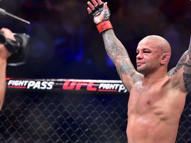 Thiago Alves wants 45 fights before he retires