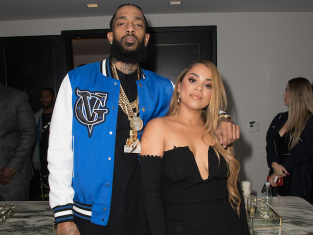 Lauren London Granted Guardianship of the Estate of Her and Nipsey Hussle's Son