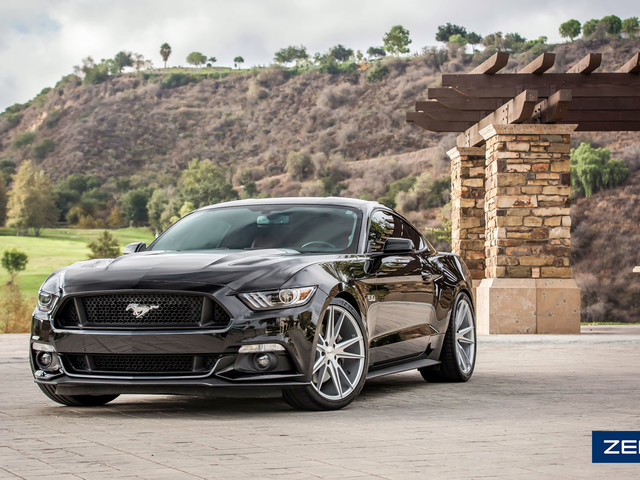 Sixth Gen. Ford Mustang Wheels – Zenetti Perfect Fit