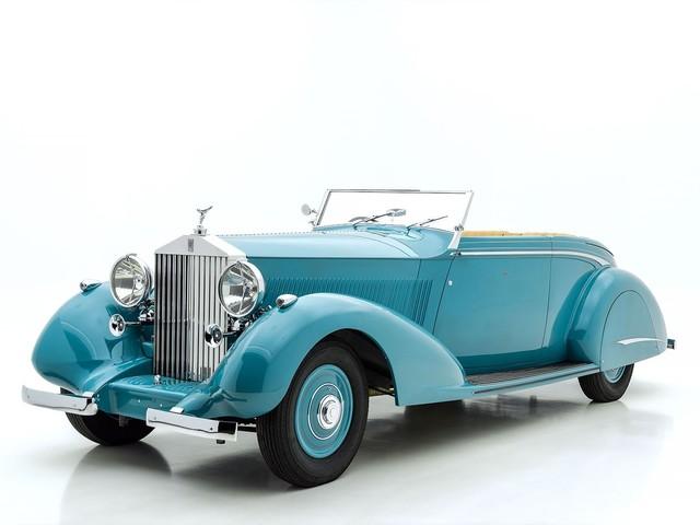 1937 Rolls-Royce Phantom--III